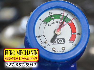 Photo of a Freeon Meter with Euro Mechanik Logo