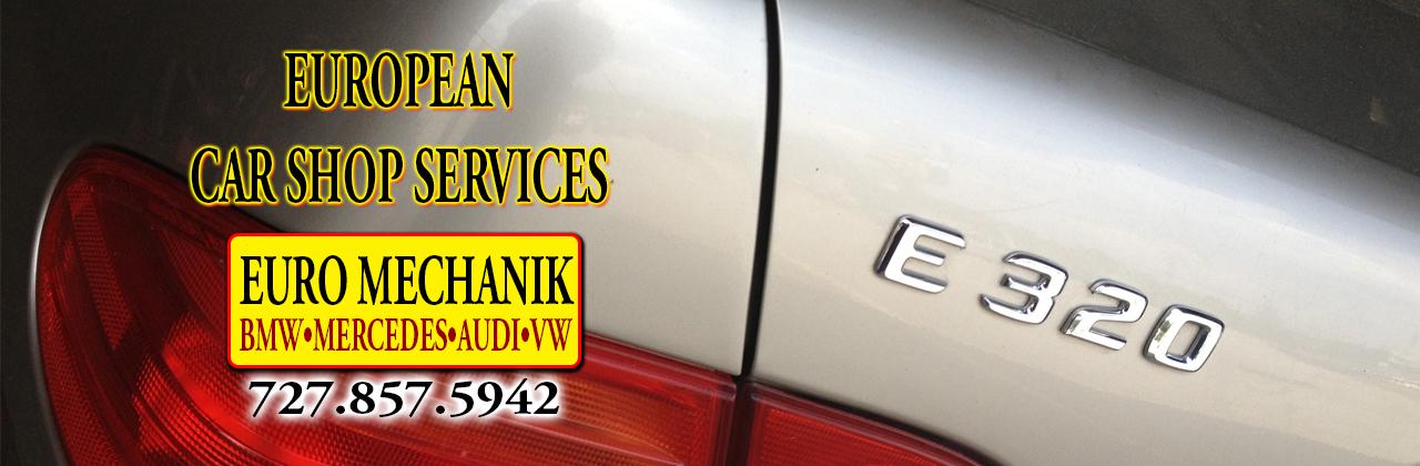 European Car Shop European Car Repairs European Mechanic ...